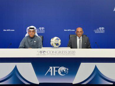 Photo of الاتحاد الاسيوي لكرة القدم يجدد الشكر لدولة قطر على استضافة مباريات دوري أبطال آسيا