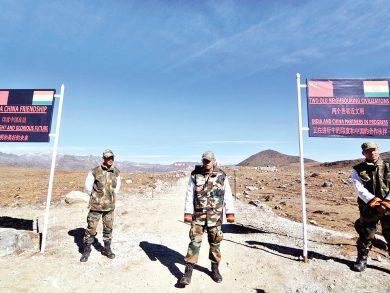 Photo of اشتباك جديد بين القوات الهندية والصينية