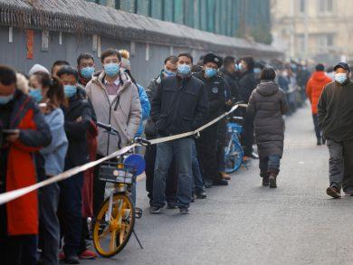 Photo of الصين تتحرك لمواجهة شبح ووهان وتعزل مدنًا