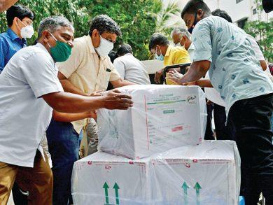 Photo of الهند تستعد لحملة ضخمة لتطعيم 300 مليون