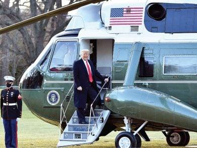Photo of ترامب: سأعود بطريقة أو بأخرى