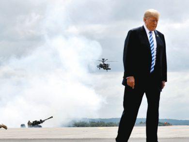 Photo of ترامب رئيس لولاية واحدة شهدت فوضى وانقسامات