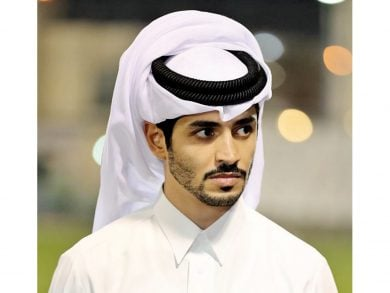 Photo of حمد بن خليفة بن حسن نائبًا لرئيس جهاز الكرة بالوكرة