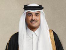 Photo of صاحب السمو يجري اتصالا بولي عهد المملكة العربية السعودية الشقيقة