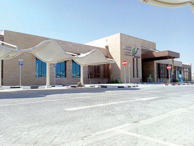 Photo of انتهاء الأعمال الرئيسية لمركز جنوب الوكرة الصحي