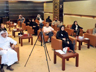 Photo of ملتقى المؤلفين ينظم ورشة الإلقاء والفصاحة