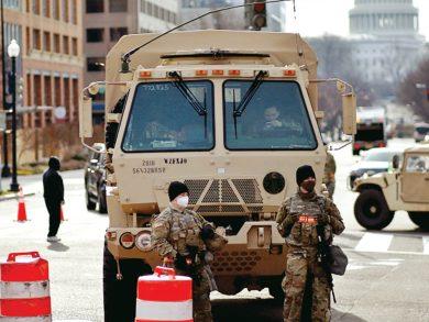 Photo of واشنطن تخضع لحصار أمني استعدادًا لتنصيب بايدن