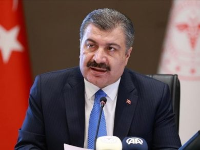 Photo of وزير الصحة التركي : بدء رفع قيود كورونا تدريجيا مطع مارس المقبل