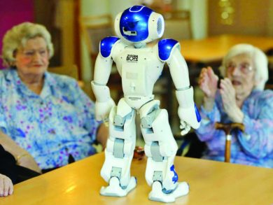 Photo of الروبوتات المنزلية تتألق في زمن كورونا