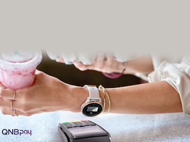 Photo of QNB يطلق خدمتي Fitbit Pay وGarmin Pay