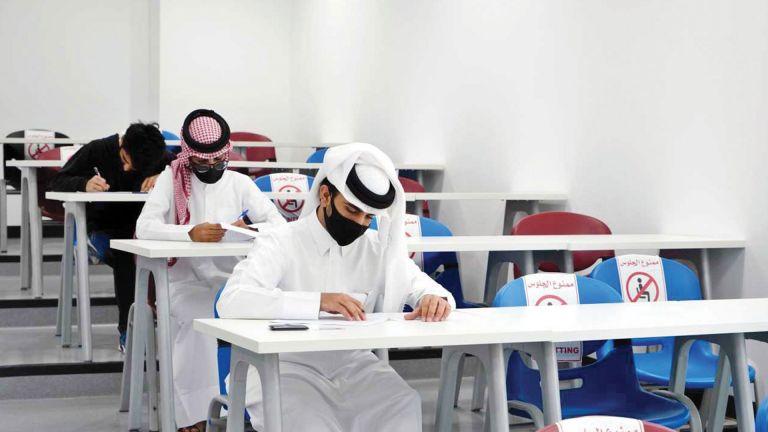 Photo of تعزيز التدابير الاحترازية في الحرم الجامعي