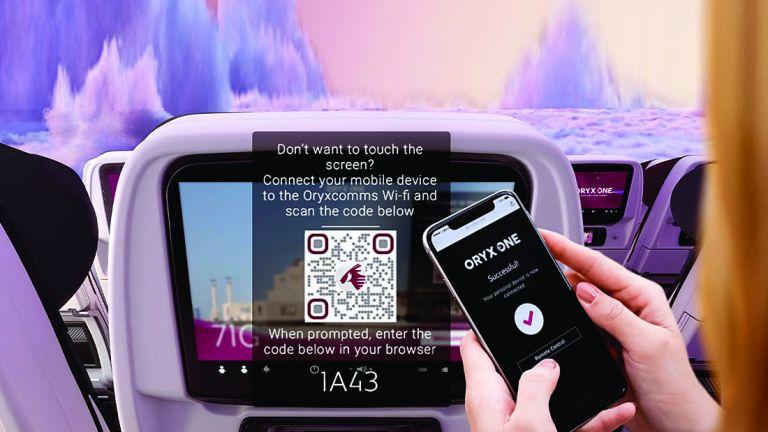Photo of 4000 خيار ترفيهي دون تلامس على الطائرات قريبًا