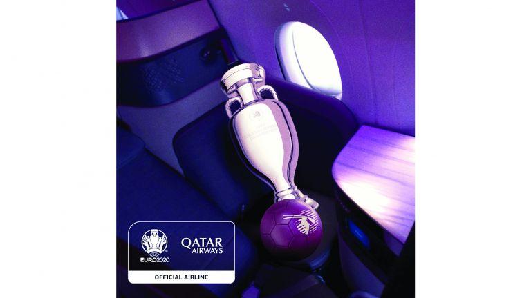 Photo of القطرية.. الطيران الرسمي لكأس أمم أوروبا