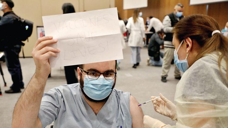 Photo of لبنان يبدأ حملة التطعيم ضد كورونا