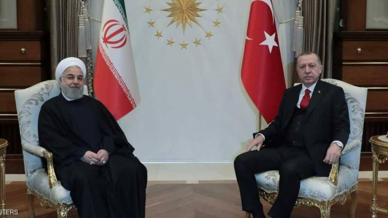 Photo of الرئيسان التركي والإيراني يبحثان هاتفيا التطورات الإقليمية والتعاون المشترك