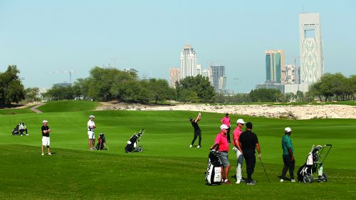 Photo of غدا بدء منافسات بطولة قطر العالمية المفتوحة للجولف في نسختها رقم (35)