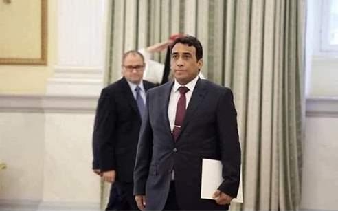 Photo of رئيس المجلس الرئاسي الليبي يؤكد ان المجلس سيكون لكل الليبيين دون تمييز أو إقصاء