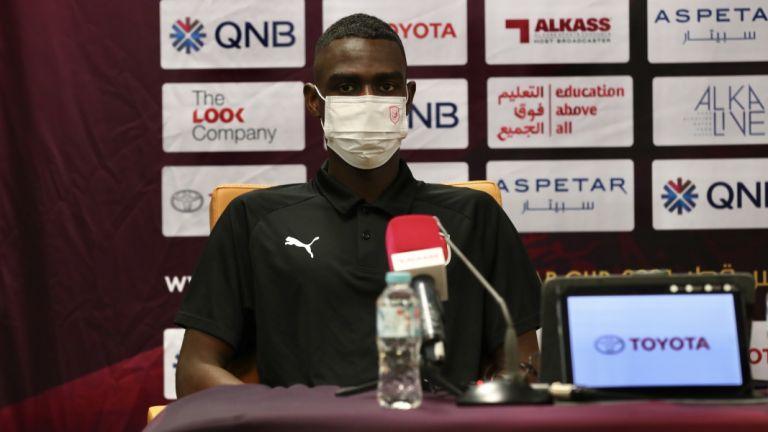 Photo of معز علي: جاهزون بقوة لخوض نهائي كأس قطر أمام السد