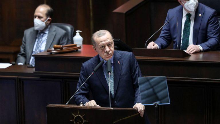 Photo of أردوغان: مكافحة تركيا للإرهاب حق مشروع ومهمة إنسانية