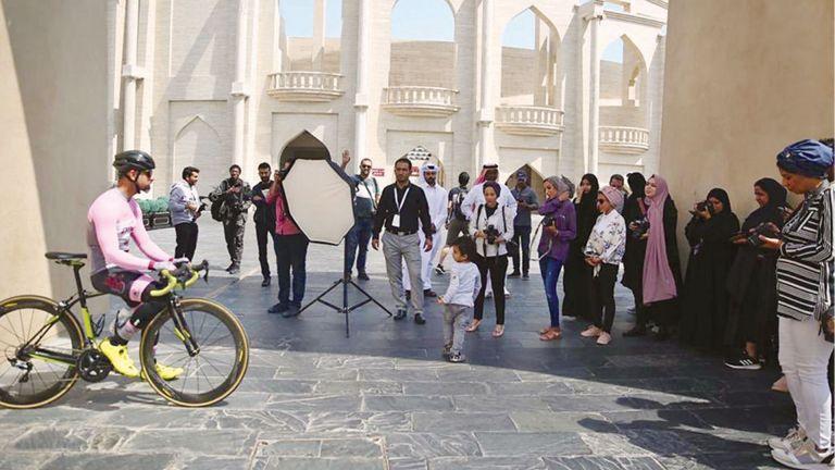 Photo of «الشبابي للهوايات» يحتفي بيوم التصوير القطري