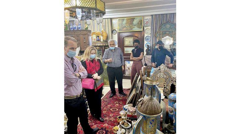 Photo of المتاحف تطلق أولى جولات «شهر العمارة»