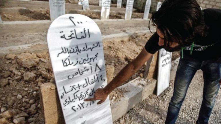 Photo of تقرير أممي: مصير آلاف المُعتقلين السوريين يمثل صدمة وطنية