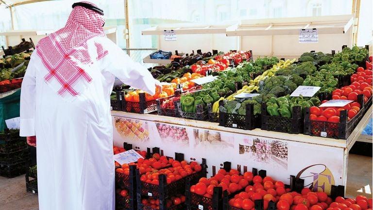Photo of ساحات المنتج المحلي تسوق 2191 طنًا من الخضراوات