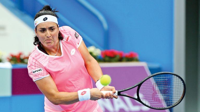 Photo of فوز وموعد جديد للتونسية أُنس في بطولة تنس السيدات