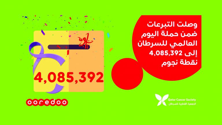 Photo of 4 ملايين نقطة نجوم حصيلة حملة Ooredoo