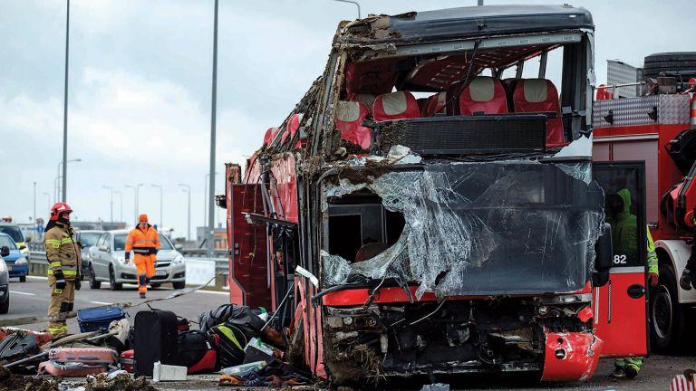 Photo of 5 قتلى بحادث مروريّ في بولندا