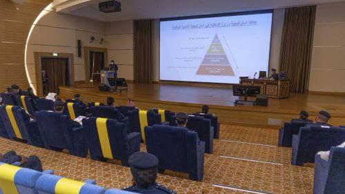 Photo of وزارة الداخلية تستعرض التقدم المحرز في تنفيذ استراتيجيتها الممتدة لعام 2022